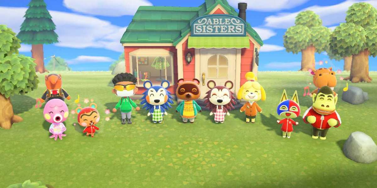 Animal Crossing New Horizons is one of the most popular