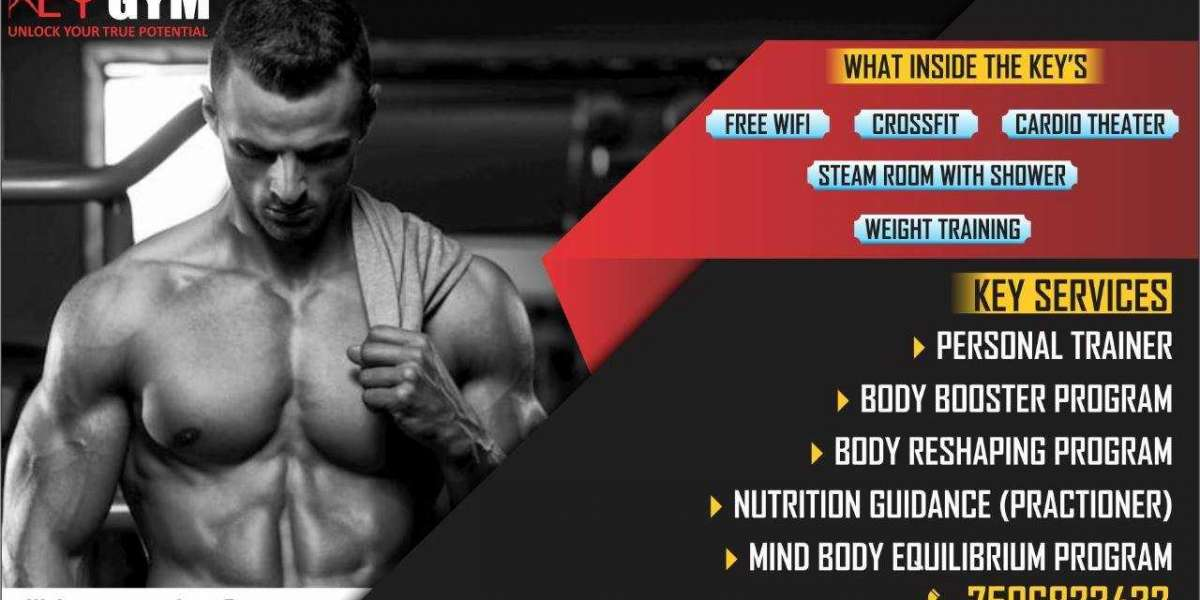 Attain Ultimate Nirvana In Fitness By Joining Best Gym In Thakur Complex Kandivali