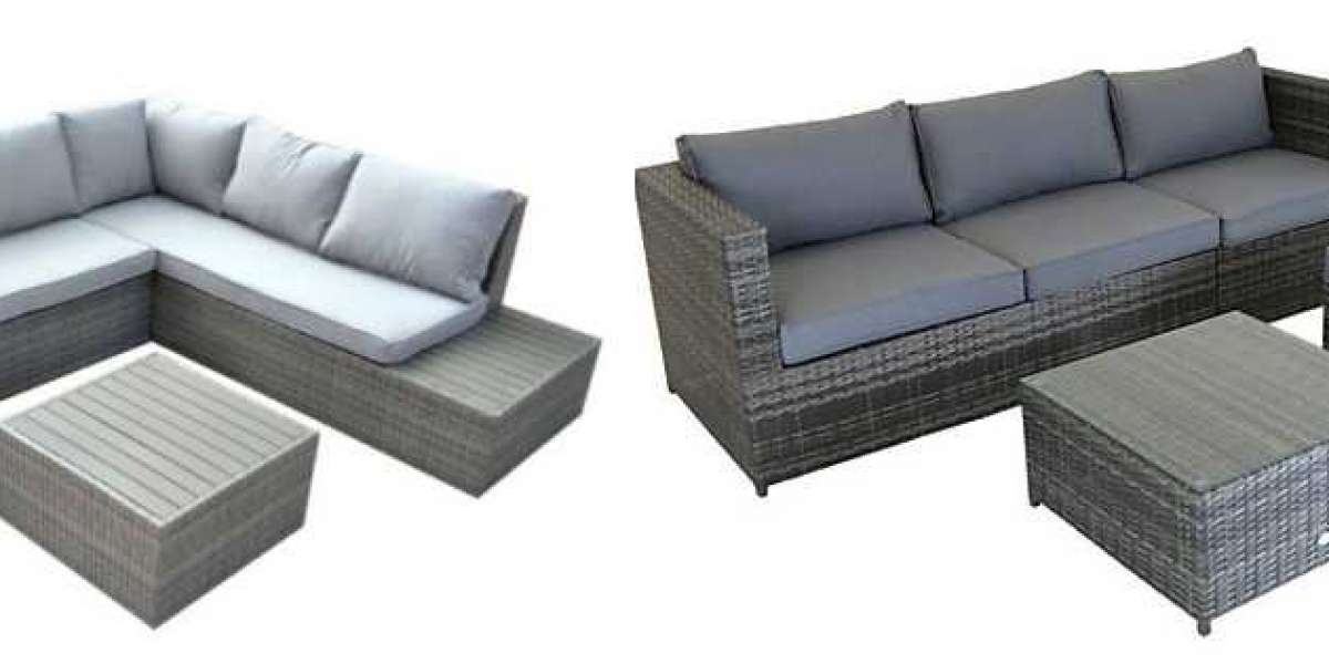 Insharefurniture Outdoor Longe Set: How to Choose the Right Material
