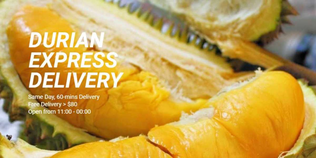 Durian delivery online.