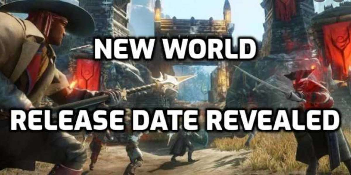 The public beta of New World MMO will be held on September 9th