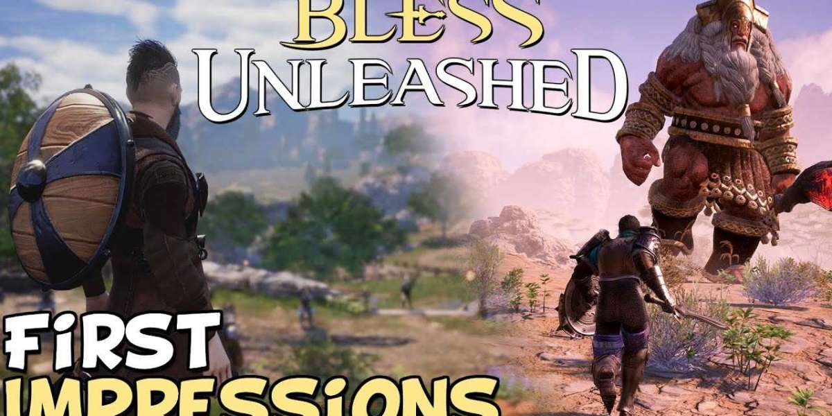 Bless Unleashed brings players new dungeons and wild bosses